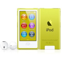 MD476QB/A Apple iPod Nano 7G 16Gb Yellow желтый