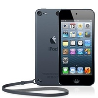 MD724 Apple iPod Touch 5G 64Gb Black черный