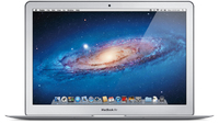 "MD231RS/A Apple MacBook Air 13"" 1,8 ГГц (Core i5 dual-core), 4ГБ RAM, 128ГБ SSD Mid 2012"