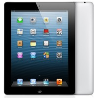 Apple iPad 4 with Retina Display 128GB with Wi-Fi + 4G cellular Black черный