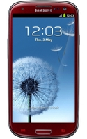 Samsung Galaxy S III 16Gb красный