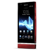 Sony Xperia SP красный