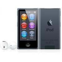 MD481 Apple iPod Nano 7G 16Gb Black черный