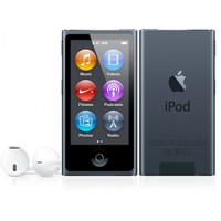 MD481 Apple iPod Nano 7G 16Gb Black черный