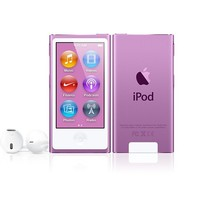 MD479 Apple iPod Nano 7G 16Gb Purple фиолетовый