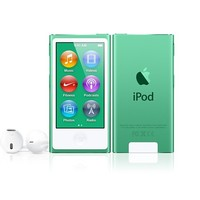 MD478QB/A Apple iPod Nano 7G 16Gb Green зеленый