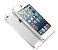 Apple iPhone 5 16Gb White and Silver белый