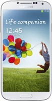 Samsung Galaxy S IV 16Gb белый
